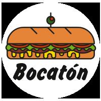 Comida a Domicilio Glovo Bocatón